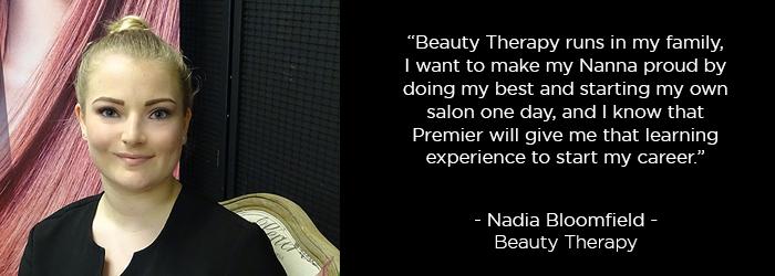 Nadia Bloomfield